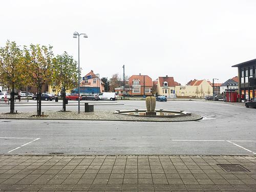 Bahnhofsvorplatz Nykøbing // -vorplatz 7335