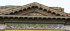 Ornate: Pediment