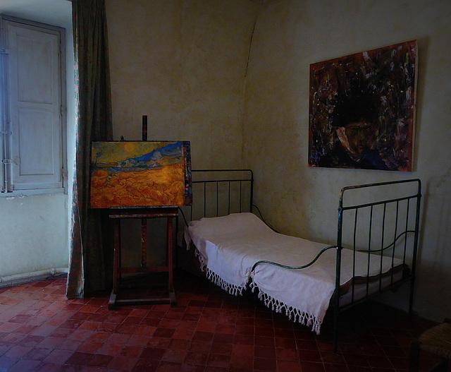 la camera di Van Gogh