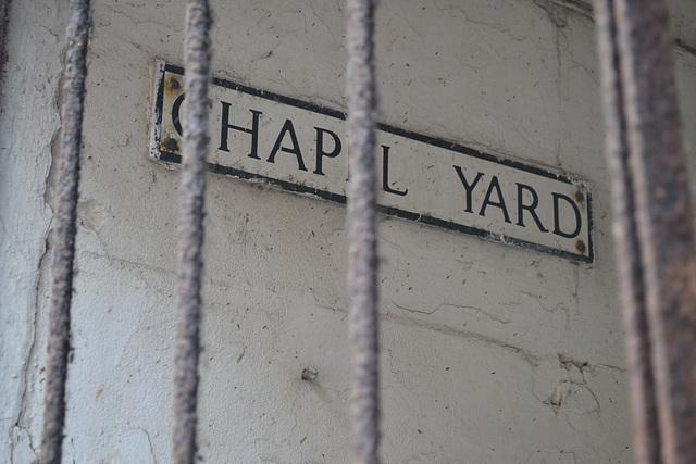 Chapel Yard