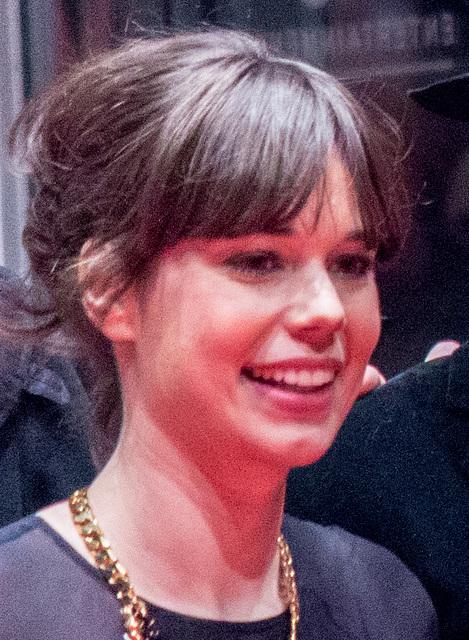 Laia Costa dum Berlinalo, Feb. 2015