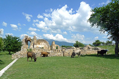 Greece - Prespa, Basilica of Saint Achilles