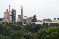 Ketton Cement Works