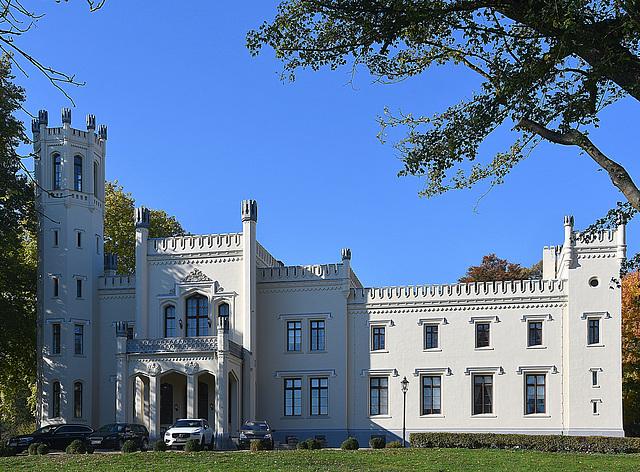 Kittendorf, Schloss