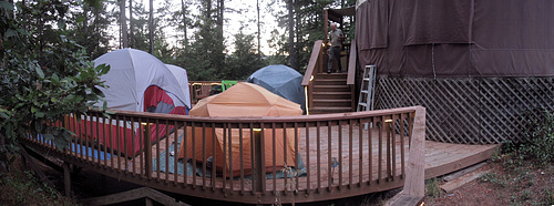 Deck Camping (2)