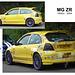 2004 MG ZR 1400 East Blatchington 18 8 2021