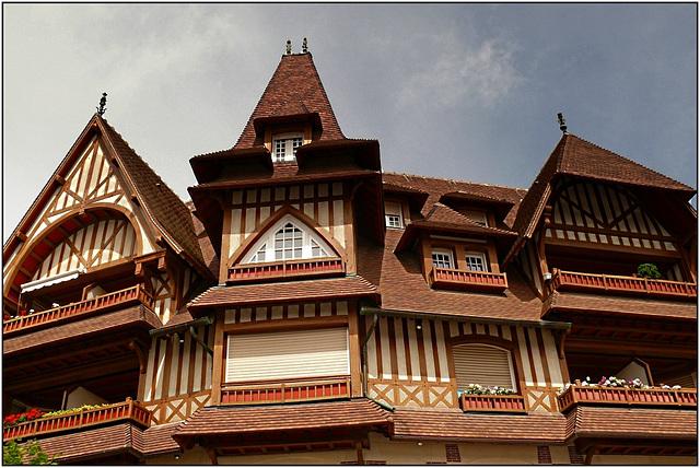 Deauville centre