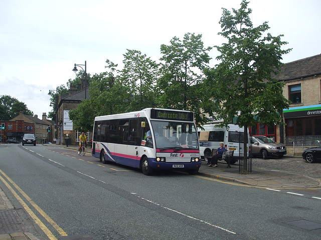 DSCF0759 First Manchester MA51 AEW seen in Uppermill