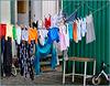 Oggetti appesi : un bucato colorato a Nuuk -
