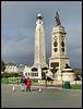 Plymouth war memorials