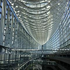 東京国際フォーラム. The hall.