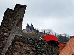 the red chair ... oder ... Schloß Wernigerode