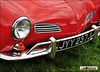 Karmann Ghia - JYY 237J - Details Unknown