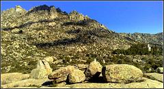 A granite extravaganza! La Sierra de La Cabrera  and the  Convento Monasterio de San Julian y San Antonio