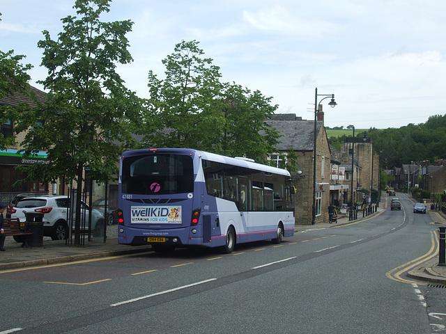 DSCF0764 First Manchester SN14 EBA in Uppermill