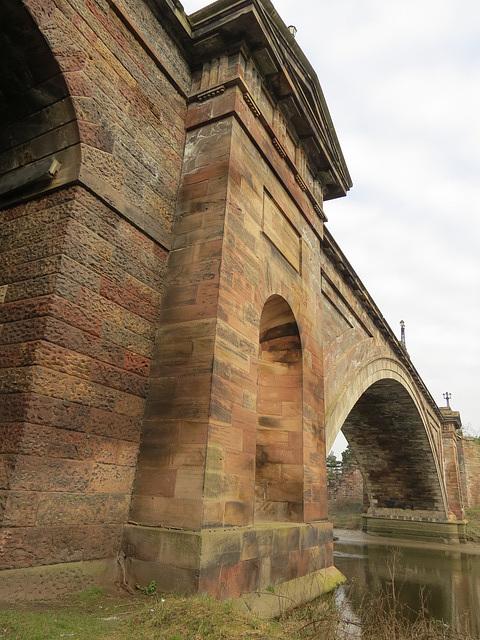grosvenor bridge, chester