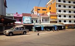 Sous surveillance !  (Laos)