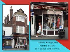 Femme fatale - Tenterden - Kent - 21.7.2006