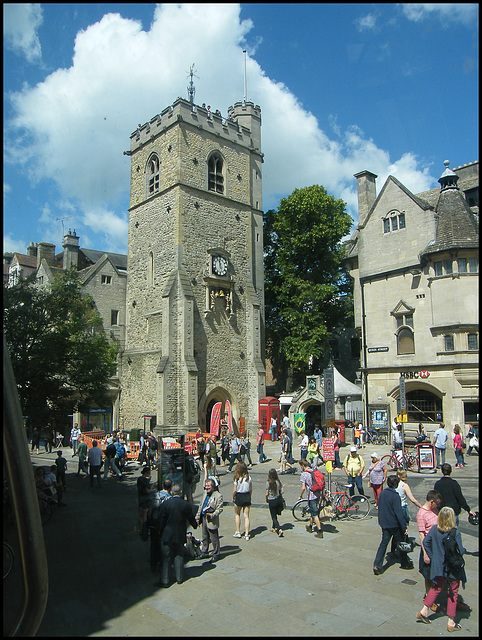 The Carfax Tower