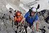 Climbers Coming Up