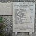 Leyrieu (38) 28 janvier 2019. Plaque commémorative en l'honneur des soldats américains morts lors de la catastrophe aérienne du 11 septembre 1944.