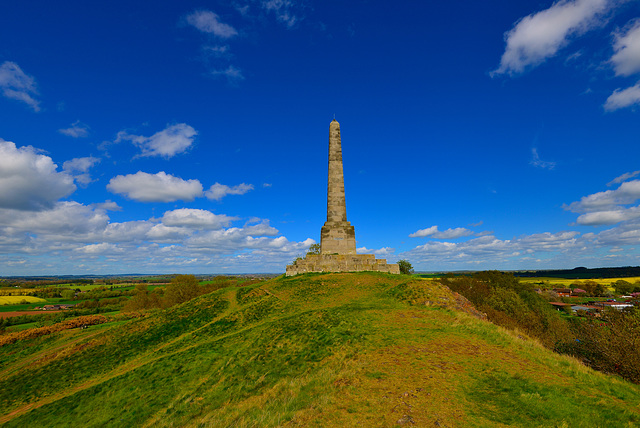 Duke of Sutherland monument