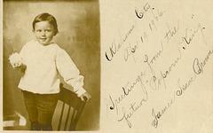 Greetings from the Future Popcorn King, Oklahoma City, Okla., 1906