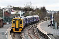 Accrington Station