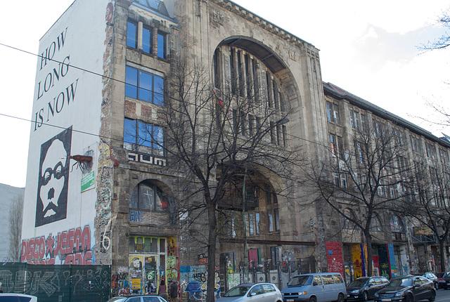 Berlin Oranienburger Straße Kunsthaus Tacheles (#2070)