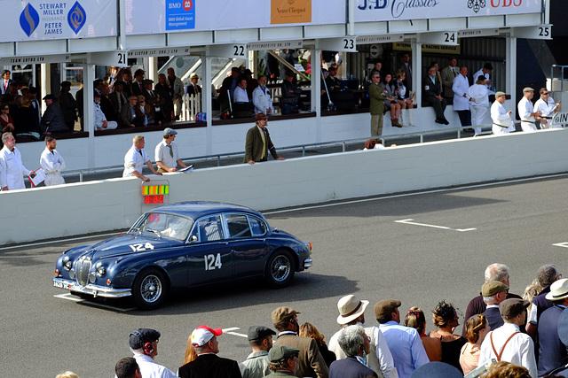 Goodwood Revival Sept 2015 Jaguar 2 XPro1