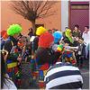 Musilkalische Clowns / Musical clowns