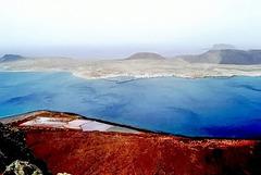 Island 'La Graciosa'. ©UdoSm