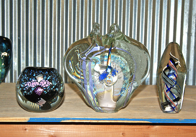 Glitter bowl&cone&Prairie Pod