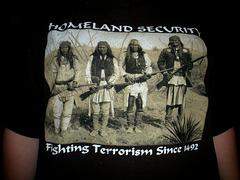 Granddaughter's excellent t-shirt