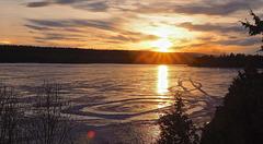 Lac La Hache - March 31