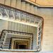 Das Treppenhaus neuer Wall 32