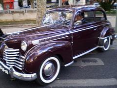 Opel Olympia (1952).
