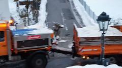 Schneetransport