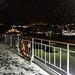 Snowy evening at Skjervøy