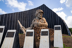 Monumento Comandante Pedro Sotto Alba - for the rebels