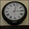 GWR clock