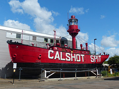 Calshot Spit Light Vessel - 5 June 2020