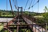 rusty spider web suspension