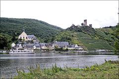 Beilstein (D, Rhénanie-Palatinat) 9 septembre 2010.