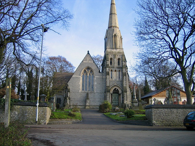 Church of St.Michael the Archangel, Wallsall