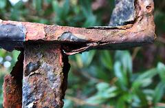 Rusty Railings