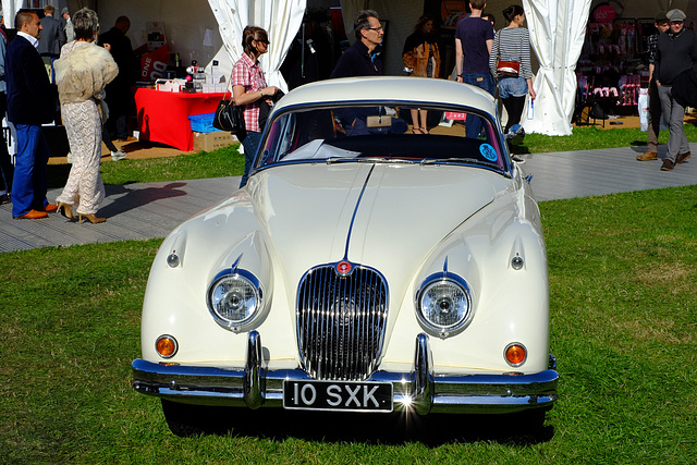 Goodwood Revival Sept 2015 Jaguar XK120  XPro1