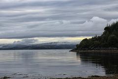 Dawn on Loch Fyne