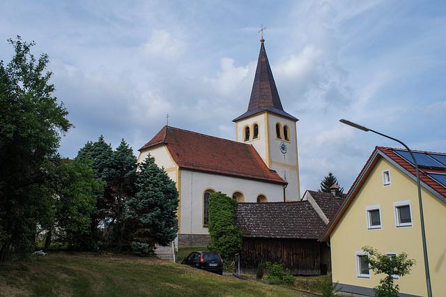 Mitteraschau, Filialkirche Johannes der Täufer (PiP)