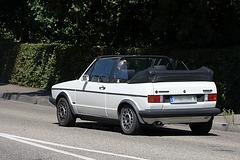 Alter Golf Cabrio